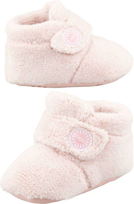 UGG Infant Bixbee Button Bootie, Baby Pink