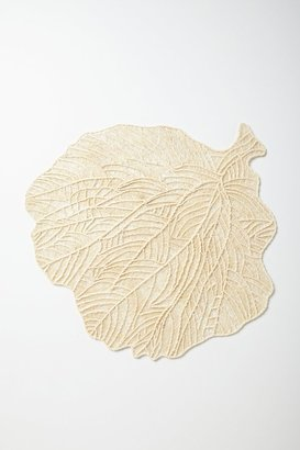 Anthropologie Handmade Palmyra Placemat