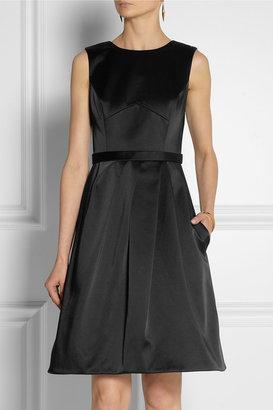 Jason Wu Cotton-blend duchesse-satin dress