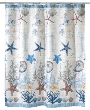 Avanti Antigua Shower Curtain Bedding