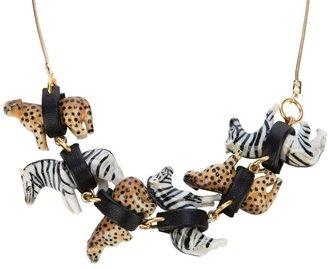 Andres Gallardo jungle family necklace