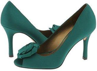 Charles by Charles David Rosa Green Satin - Footwear