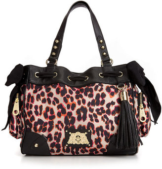 Juicy Couture Nylon Daydreamer Bag