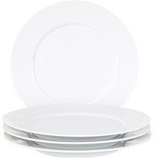"Bia Cordon Blue Cordon Bleu 11"" Saturn Rim Dinner Plate - Set of 4"