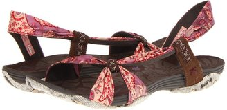 Cushe Ohia Textile (Pink Paisley) - Footwear