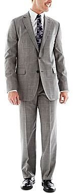 JCPenney Stafford® Prince of Wales Plaid Suit Jacket