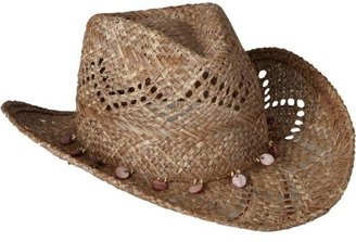 Old Navy Women's Bead-Trimmed Straw Hats