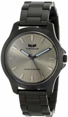 Vestal Unisex HEI3M02 Heirloom Blackout Analog Watch