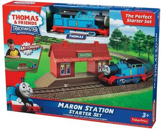 Thomas & Friends trackmaster maron station starter set by fisher-price