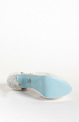 Betsey Johnson Blue by 'Veil' Sandal