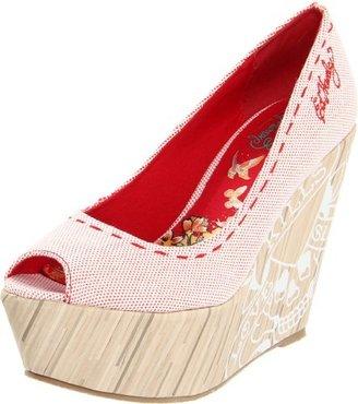 Ed Hardy Women's Ciro Heels