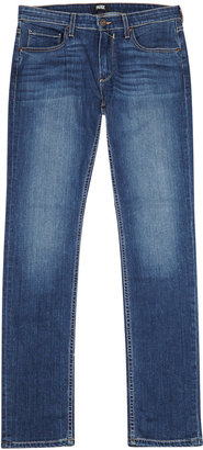 Paige Croft Blue Skinny Jeans