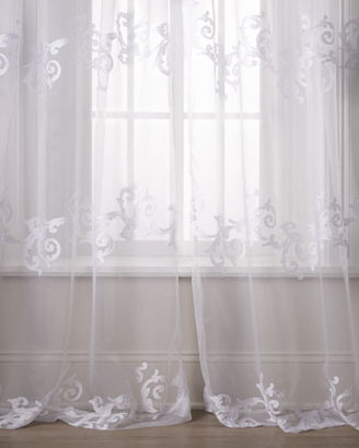 "Louis Hornick & Co. Each 108""L Verona Sheer"