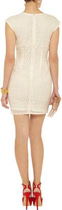 Kain Label Quinn lace mini dress