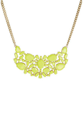 Alloy Zahara Neon Necklace