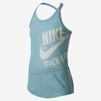 Nike RCO Racerback Girls' Running Tank Top