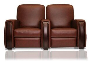 Bass Celebrity Home Theater Seating (Row of 2