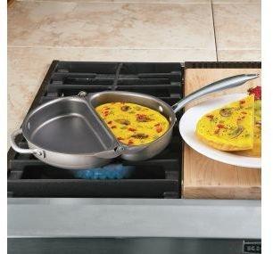 Nordicware Italian Frittata and Omelette Pan