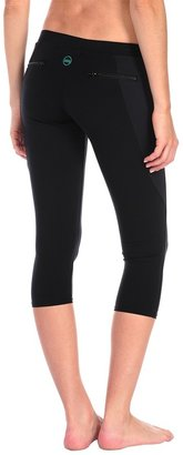 So Low Crop Pant with Mesh Pockets