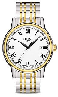Tissot Two-Tone Carson Watch, 40mm