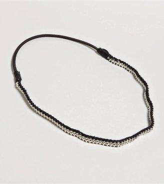 American Eagle AEO Threaded Zipper Headband