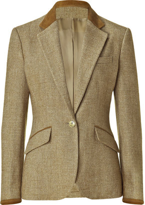 Ralph Lauren San Jacinto Tweed Eugenia Riding Jacket