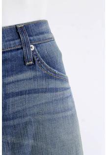 Elizabeth and James Textile Blue Cutoff Neil Denim Shorts Sz 30 #135143