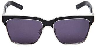 Ksubi Cygnus Acetate Square Sunglasses