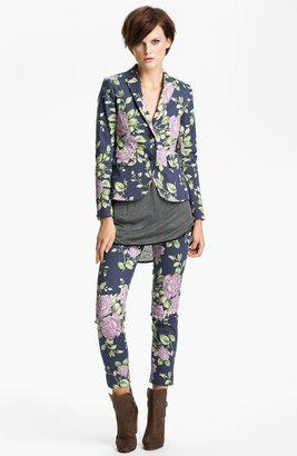 Rag and Bone rag & bone 'Bailey' Floral Print Jacket