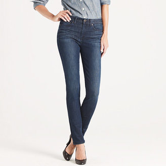 J.Crew New high-waisted skinny jean in night owl wash