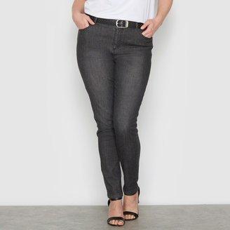 """Castaluna Plus Size Slim Fit Jeans, Length 28.5"""""""