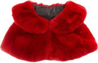 Marni Plush Fur Stole