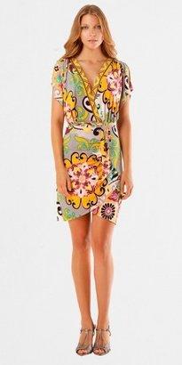 Hale Bob Jersey Print Wrap Dresses