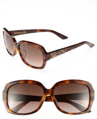 Christian Dior 'Brilliance - Special Fit' 58mm Sunglasses