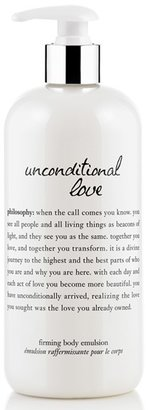 philosophy 'unconditional Love' Perfumed Firming Body Lotion