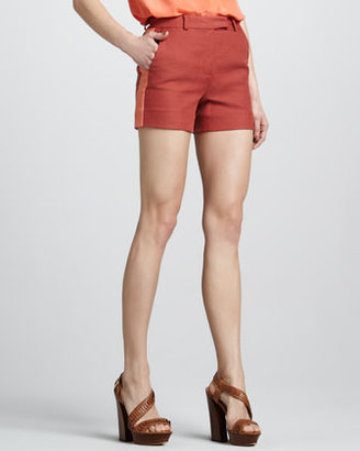 Rachel Zoe Maya Striped Short