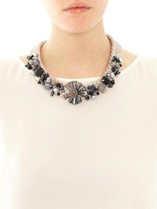 Max Mara Staffa necklace