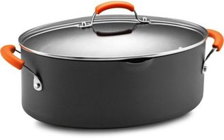 Rachael Ray 8-qt. Oval Nonstick Hard Anodized II Pasta Pot