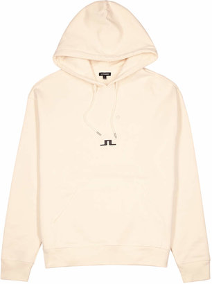 J. Lindeberg Gordon Logo Hooded Cotton Sweatshirt