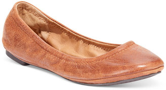 Lucky Brand Emmie Flats $59 thestylecure.com