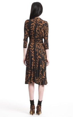 Tracy Reese Surplice Frock