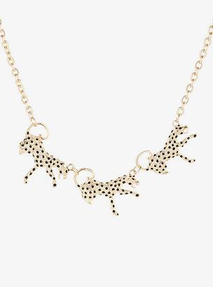 Torrid Leopard Necklace