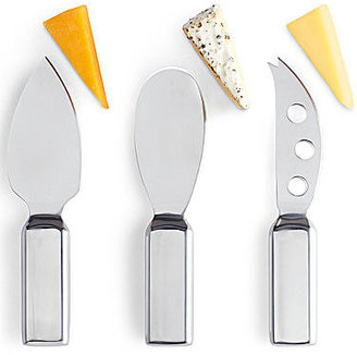 Michael Graves Design Stainless Steel Cheese Knives