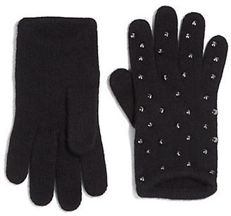 Portolano Studded Winter Gloves
