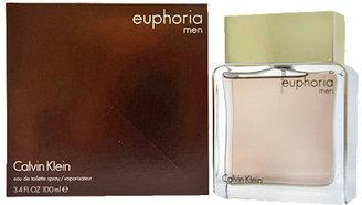 Euphoria for men by Calvin Klein Eau de Toilette Spray 3.4 oz (100 ml)