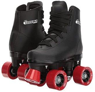 Chicago Skates Youth Rink Skate (Toddler/Little Kid/Big Kid) (White/Pink) Wheeled Shoes