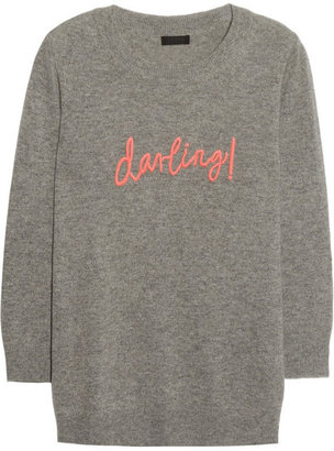 J.Crew Darling cashmere sweater