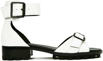 Nasty Gal Shoe Cult Effect Sandal