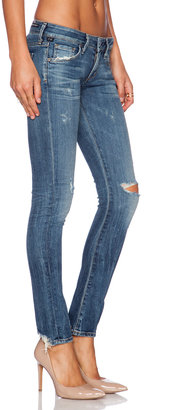 Citizens of Humanity Racer Low Rise Ultra Skinny