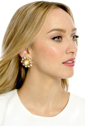 Gerard Yosca Pearl Princess Earring